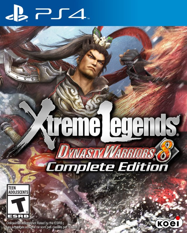 Dynasty Warriors 8: Xtreme Legends Complete Edition - PlayStation 4