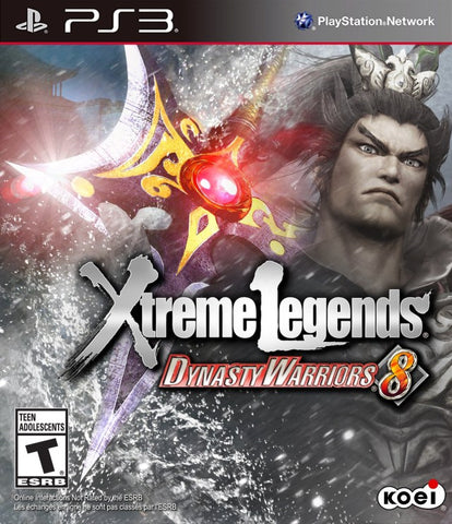 Dynasty Warriors 8: Xtreme Legends - PlayStation 3