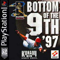 Bottom of the 9th '97 - PlayStation