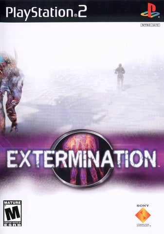 Extermination - PlayStation 2