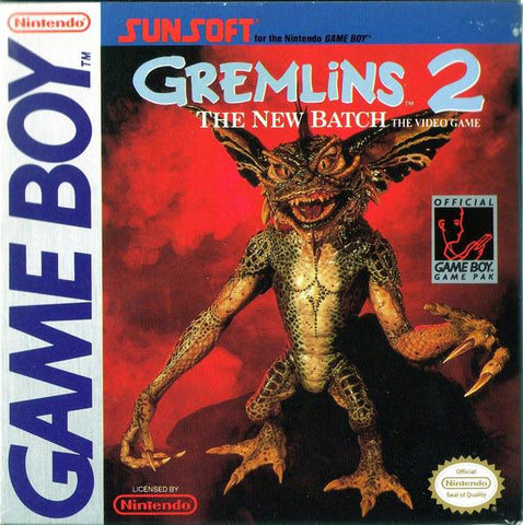 Gremlins 2: The New Batch - Game Boy [USED]