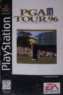 PGA Tour 96 (Long Box) - PlayStation