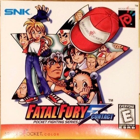 Fatal Fury: First Contact - NeoGeo Pocket Color [USED]