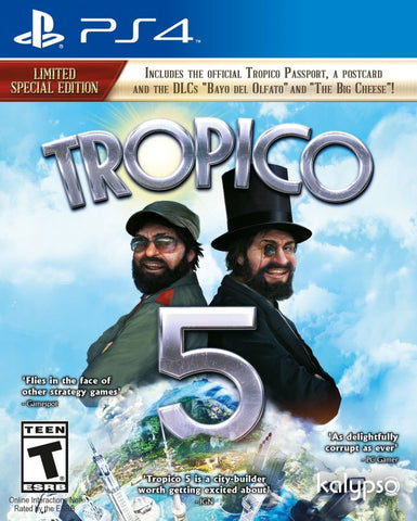 Tropico 5 (Limited Special Edition) - PlayStation 4