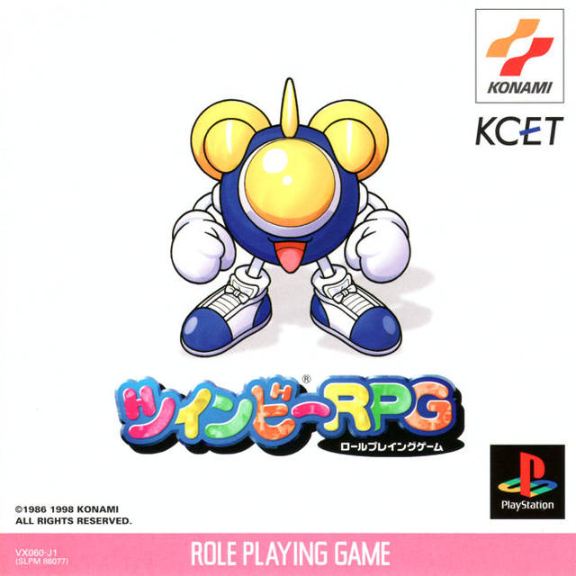TwinBee RPG - PlayStation (Japan)