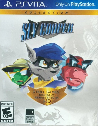The Sly Collection - PS Vita