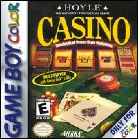 Hoyle Casino - Game Boy Color [USED]