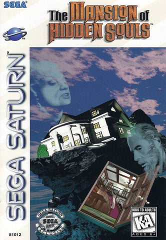 The Mansion of Hidden Souls - SEGA Saturn [USED]