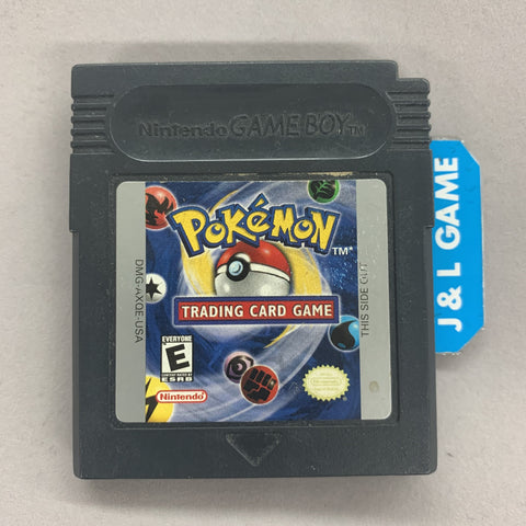 Pokemon Trading Card Game - Game Boy Color