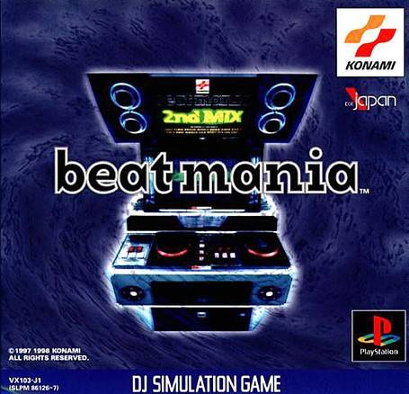 BeatMania - PlayStation (Japan)