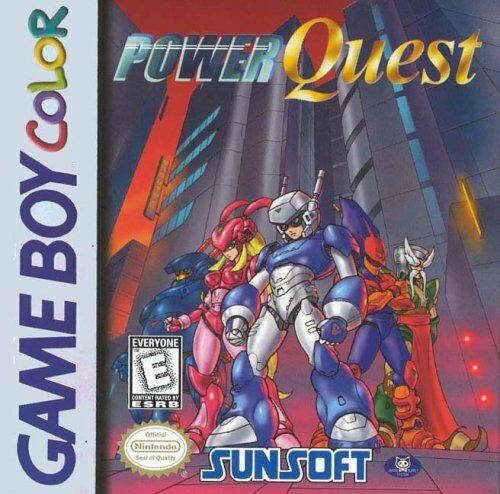 Power Quest - Game Boy Color [USED]