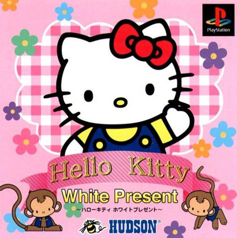Hello Kitty: White Present - PlayStation (Japan)