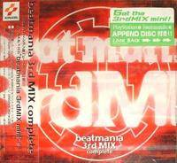 BeatMania 3rd Mix Mini - PlayStation (Japan)