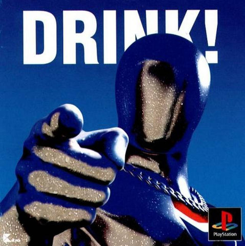 Pepsiman - PlayStation (Japan)