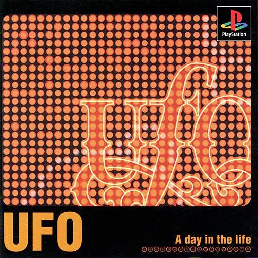 UFO: A Day in the Life - PlayStation (Japan)
