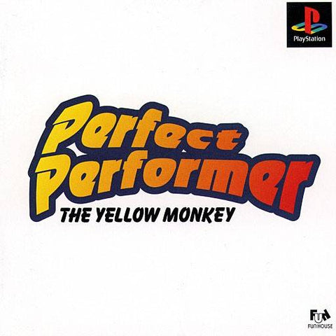 Perfect Performer: The Yellow Monkey - PlayStation (Japan)