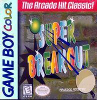 Super Breakout - Game Boy Color [USED]