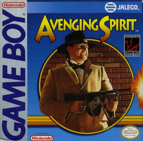 Avenging Spirit - Game Boy (ACT, 1992, US )