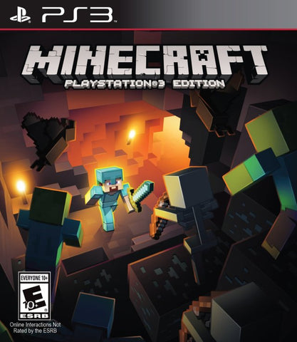 Minecraft: PlayStation 3 Edition - PlayStation 3