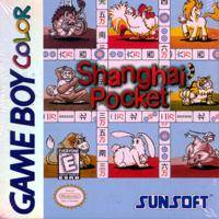 Shanghai Pocket - Game Boy Color [USED]