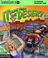 It Came From The Desert - Turbo CD