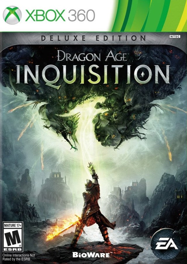 Dragon Age: Inquisition (Deluxe Edition) - Xbox 360