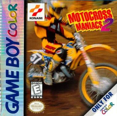 Motocross Maniacs 2 - Game Boy Color [USED]