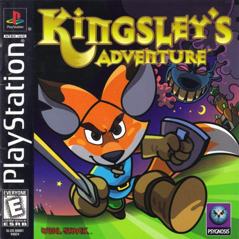 Kingsley's Adventure - PlayStation