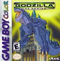 Godzilla the Series - Game Boy Color [USED]