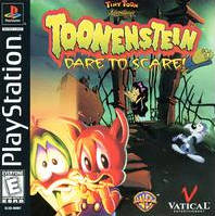 Tiny Toon Adventures: Toonenstein - Dare to Scare - PlayStation