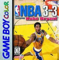 NBA 3 on 3 Featuring Kobe Bryant - Game Boy Color [USED]