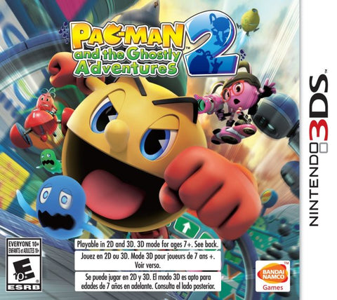 Pac-Man and the Ghostly Adventures 2 - Nintendo 3DS [USED]