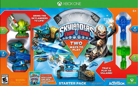 Skylanders Trap Team (Starter Pack) - Xbox One