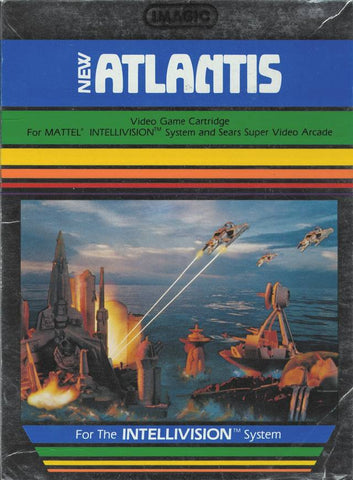 Atlantis - Intellivision [USED]