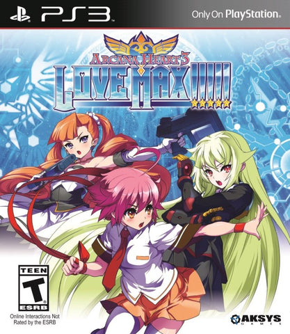 Arcana Heart 3: LOVEMAX!!!!! - PlayStation 3