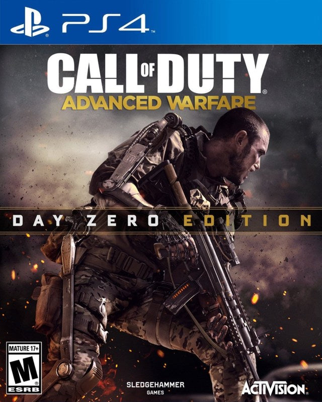 Call of Duty: Advanced Warfare (Day Zero Edition) - PlayStation 4