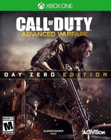 Call of Duty: Advanced Warfare (Day Zero Edition) - Xbox One