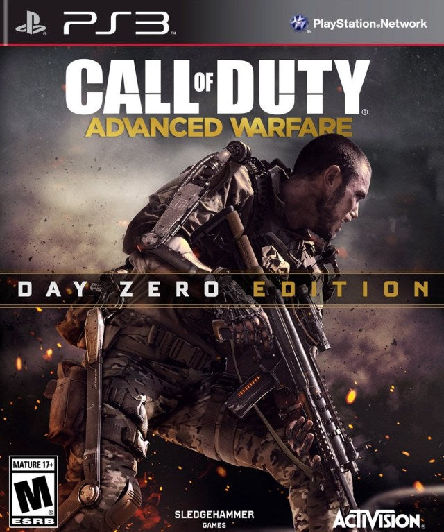 Call of Duty: Advanced Warfare (Day Zero Edition) - PlayStation 3