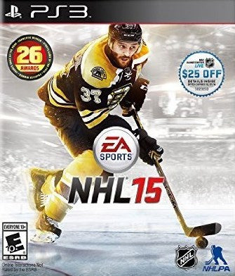 NHL 15 - PlayStation 3