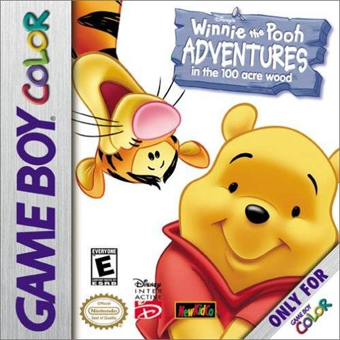 Winnie the Pooh: Adventures in the 100 Acre Wood - Game Boy Color [USED]