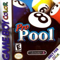 Pro Pool - Game Boy Color [USED]