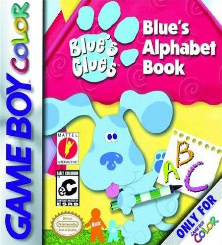 Blue's Clues: Blue's Alphabet Book - Game Boy Color [USED]