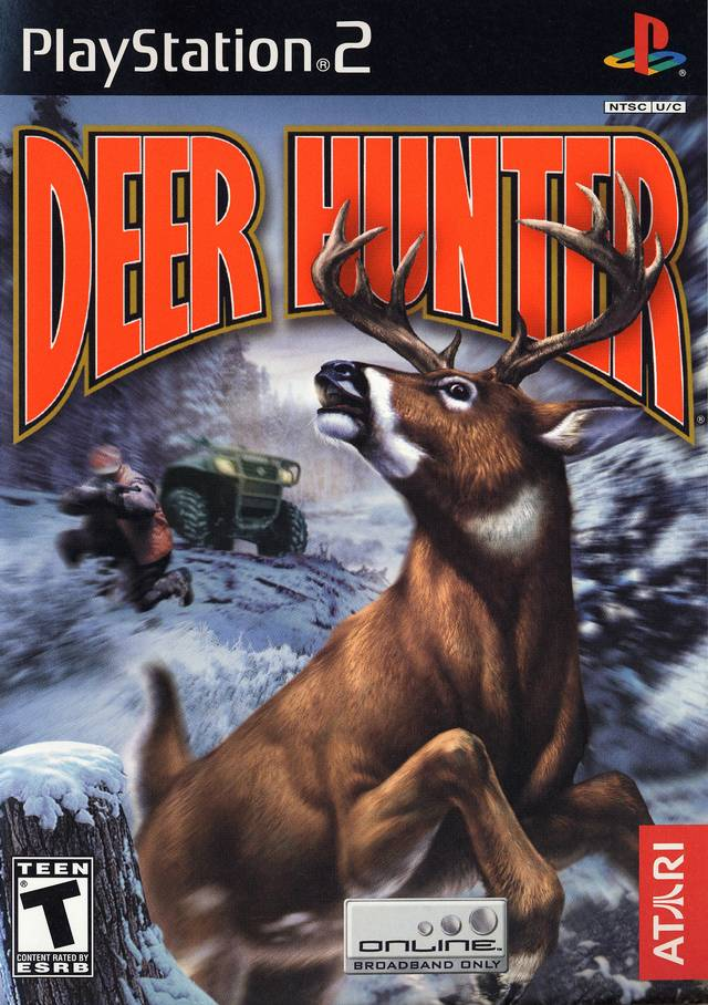 Deer Hunter - PlayStation 2