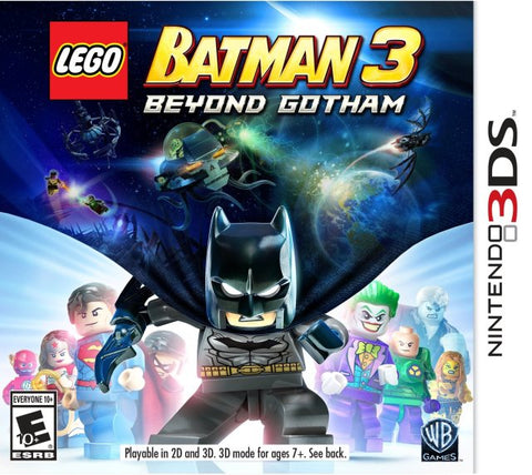 LEGO Batman 3: Beyond Gotham - Nintendo 3DS [NEW]