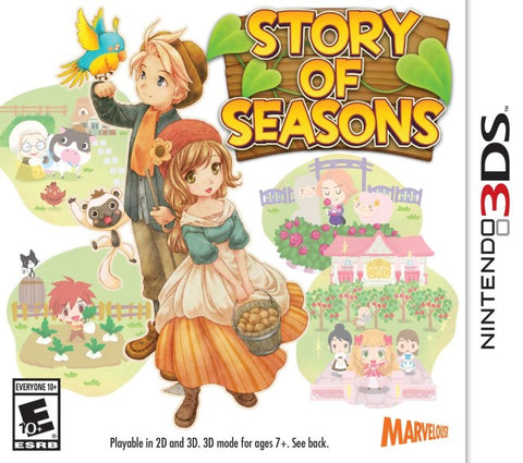 Story of Seasons - Nintendo 3DS [NEW]