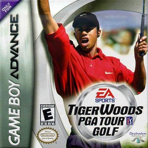 Tiger Woods PGA Tour Golf - Game Boy Advance [USED]