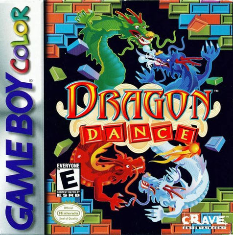Dragon Dance - Game Boy Color [NEW]