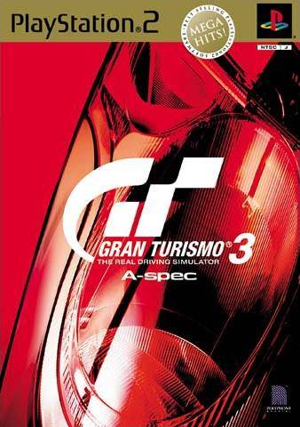 Gran Turismo 3 A-spec (Mega Hits!) - PlayStation 2 (Japan)