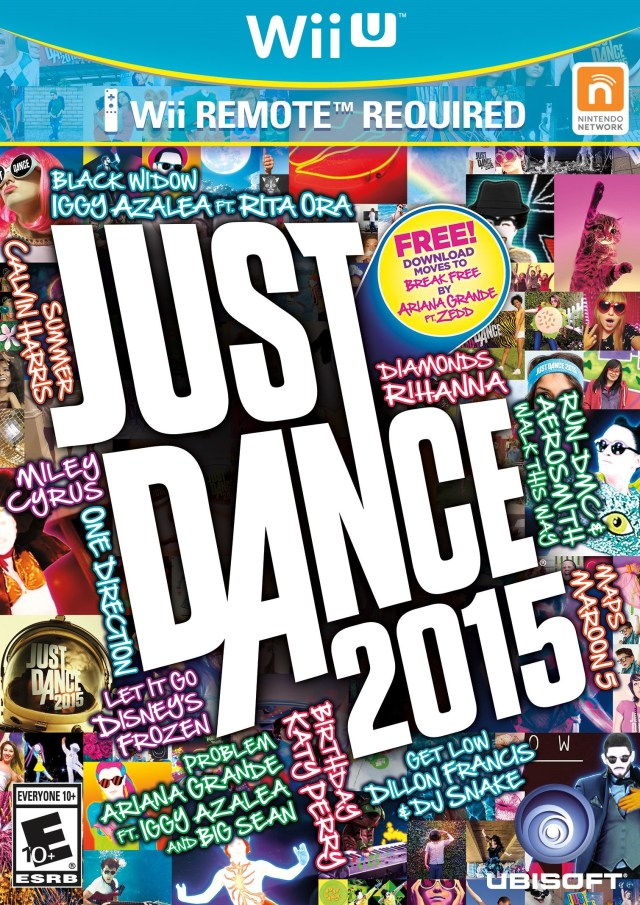 Just Dance 2015 - Nintendo Wii U [USED]