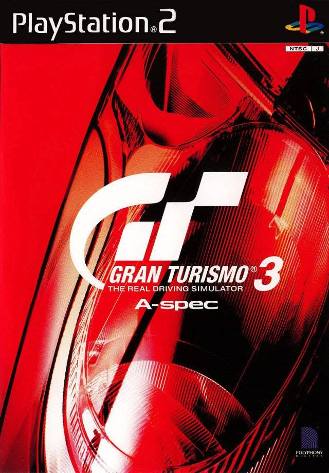 Gran Turismo 3 A-spec - PlayStation 2 (Japan)